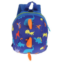 Baby and Kids Bag With Cute Cartoon Dinosaur Pattern Diaper Bag