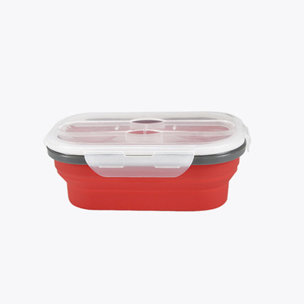 Foldable Food Storage Box Microwaveable