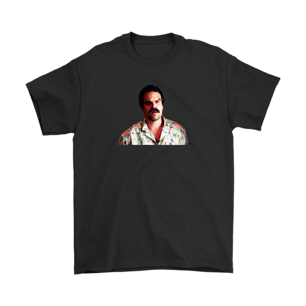 Hopper Stranger Things T-Shirt - Havana86