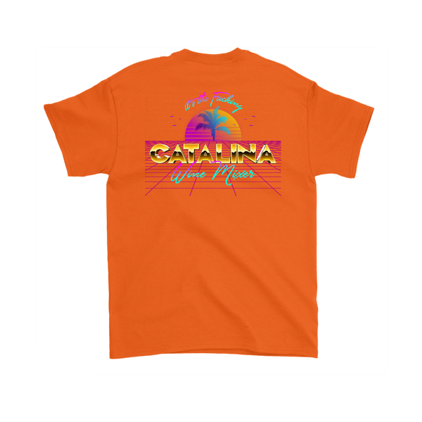 The Catalina Wine Mixer T Shirt - Havana86