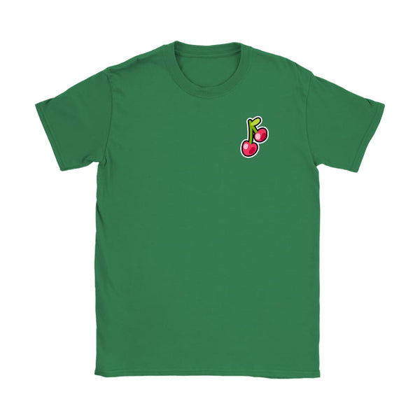 Cherry Womens T Shirt - Havana86