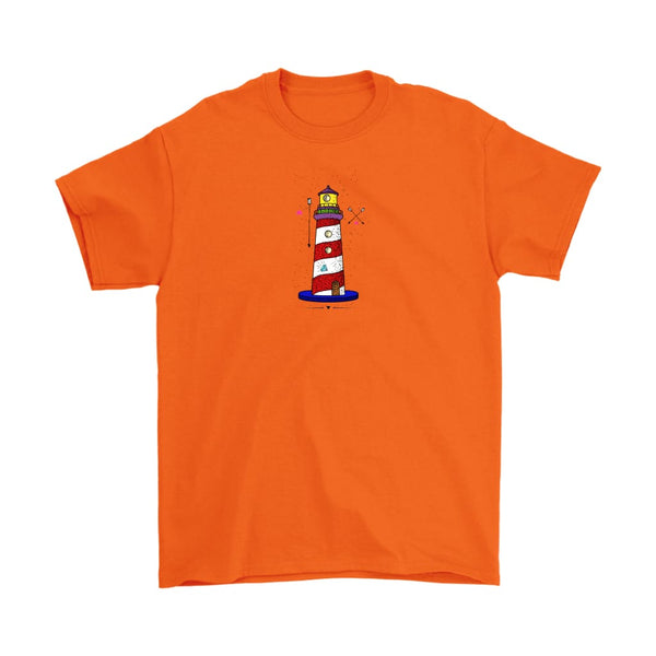 Lighthouse Tattoo T Shirt - Havana86