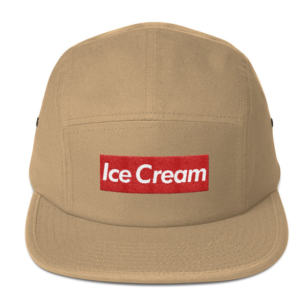 Ice Cream Five Panel Cap