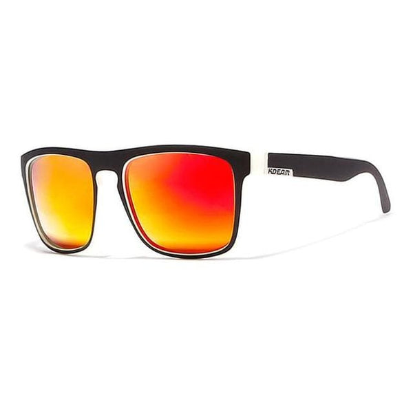Polarised Wayfarer Sunglasses - Sunset - Havana86