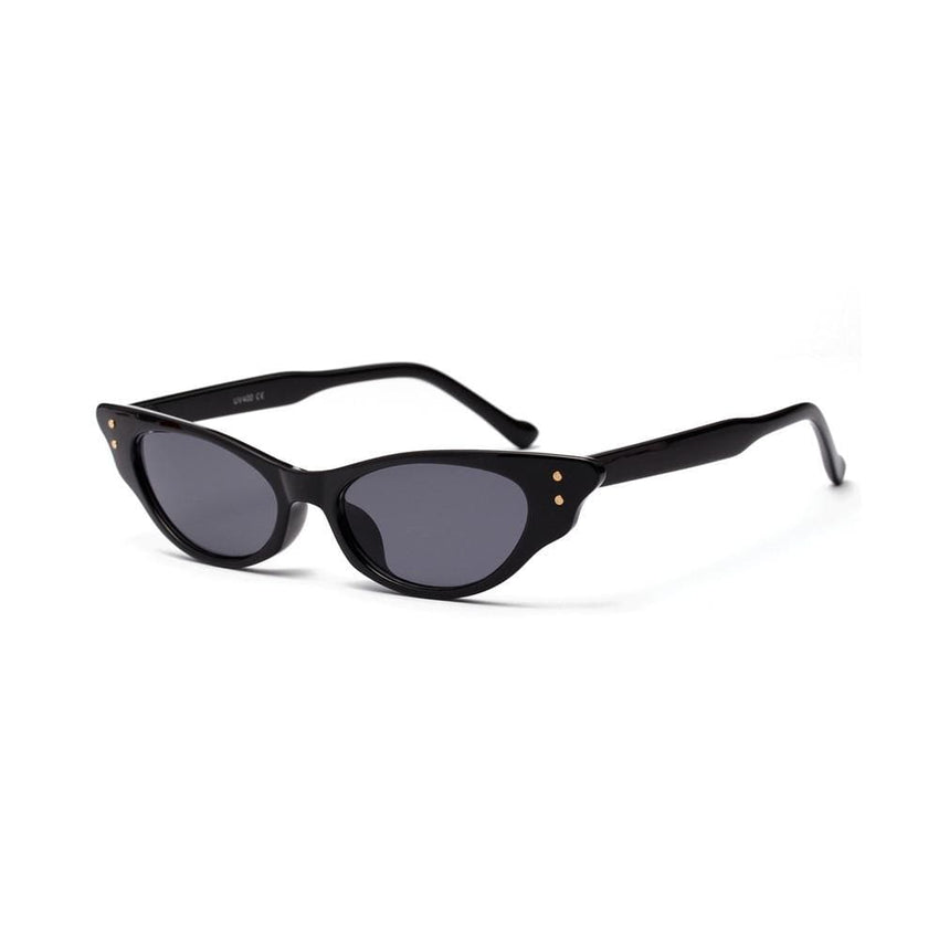 Vintage Cat Eye Sunglasses - Havana86