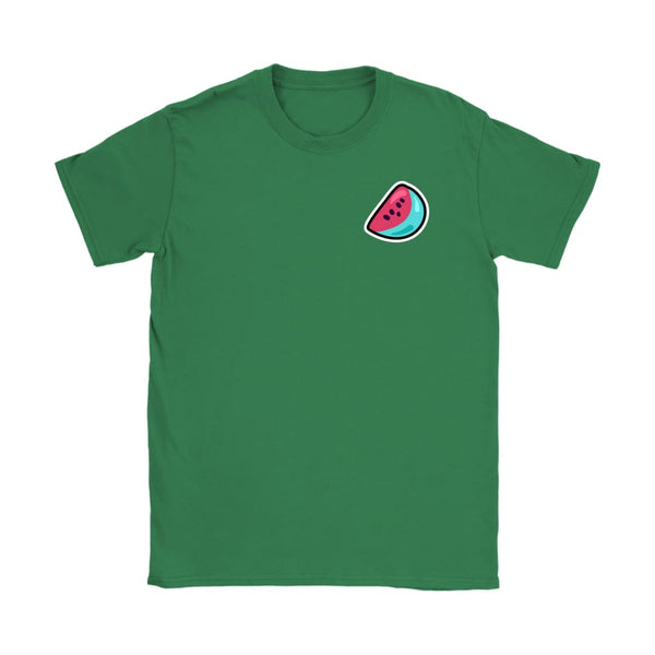 Womens Watermelon T Shirt - Havana86