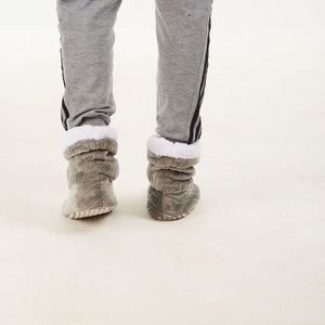 "The Snugg Boot ""Grey Waves"""