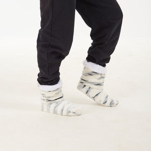 "Snugg Boot ""Tiger Black"""