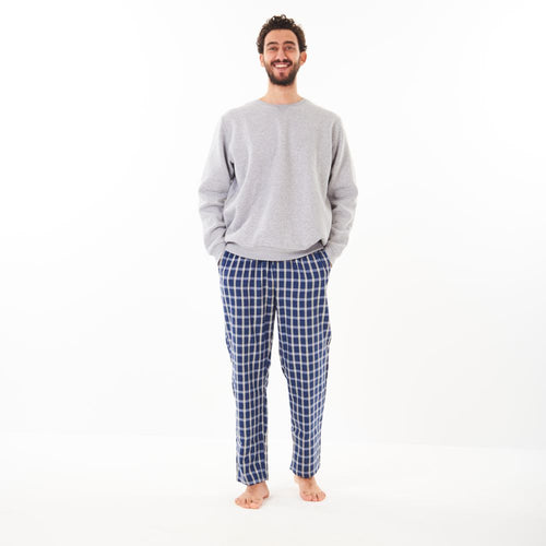 Men Winter Pajama Set