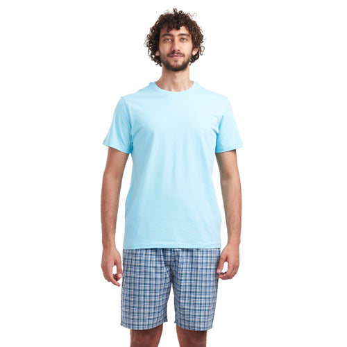 Men summer pajama set