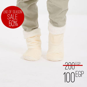 "Snugg Boot ""Off-White"""