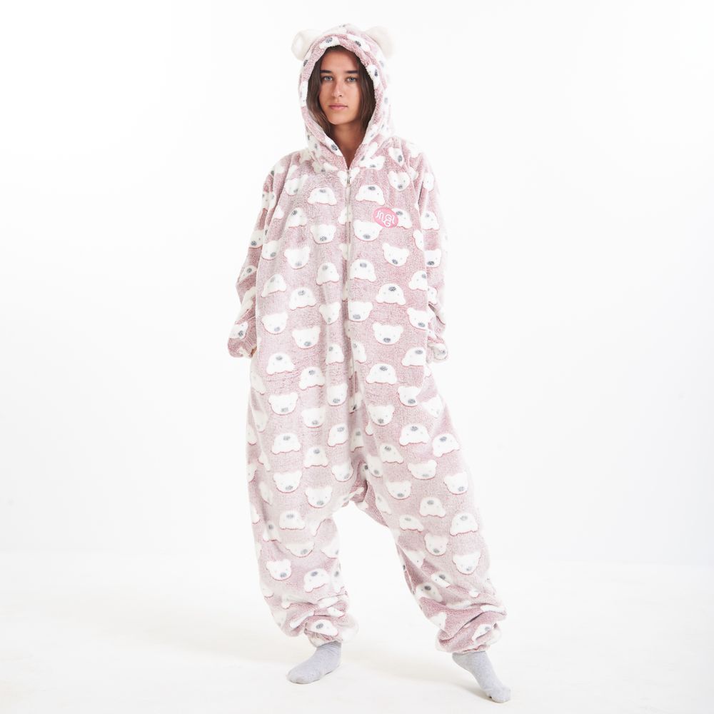 Snuggs Blanket Animal Onesie