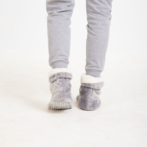 "Snugg Boot ""Grey Diamonds"""