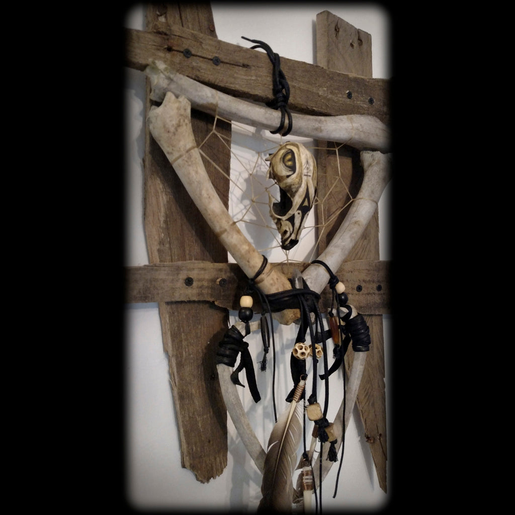 Bone Dreamcatcher
