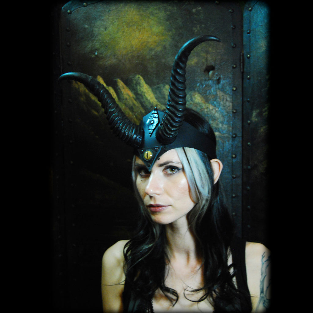 Horned Headpiece