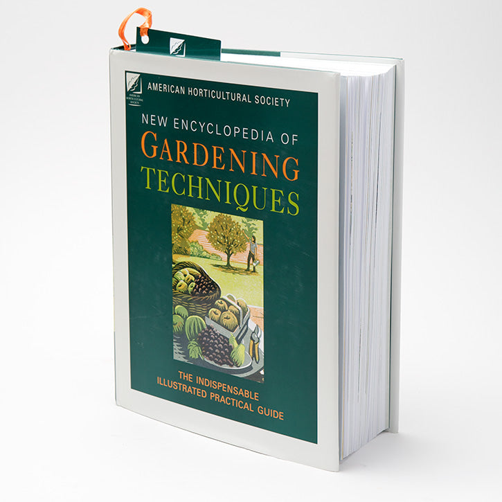 New Encyclopedia of Gardening Techniques