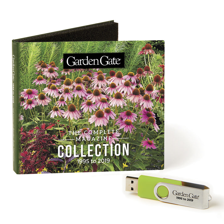 Ultimate Garden Collection USB Drive Set