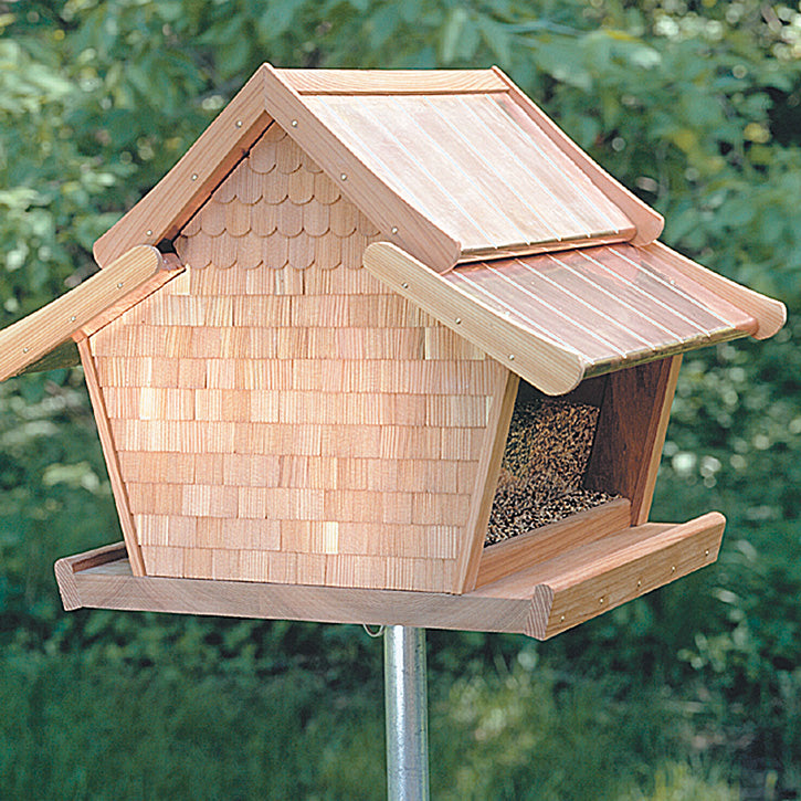 Bird Feeder Project Plan