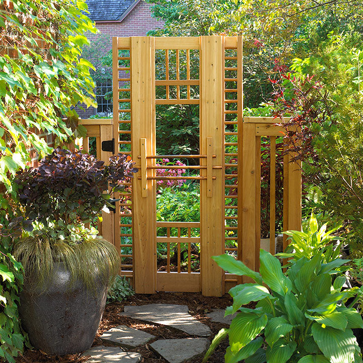 Easy Weekend Gate Project