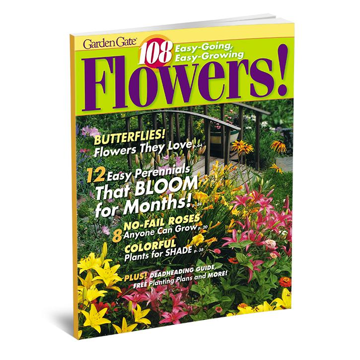 108 Easy-Going, Easy-Growing Flowers!