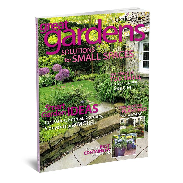 Great Gardens: Solutions for Small Spaces, Volume 1