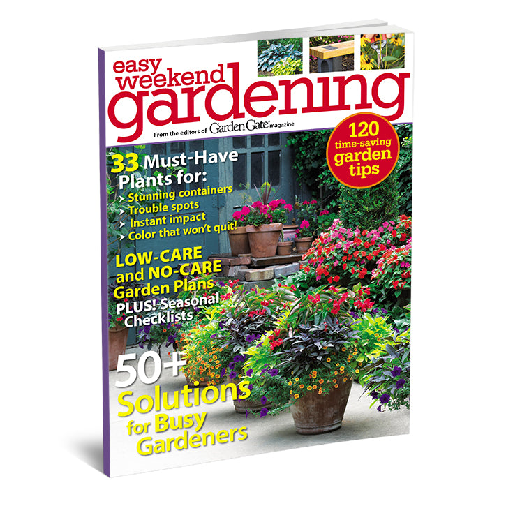 Easy Weekend Gardening, Volume 2