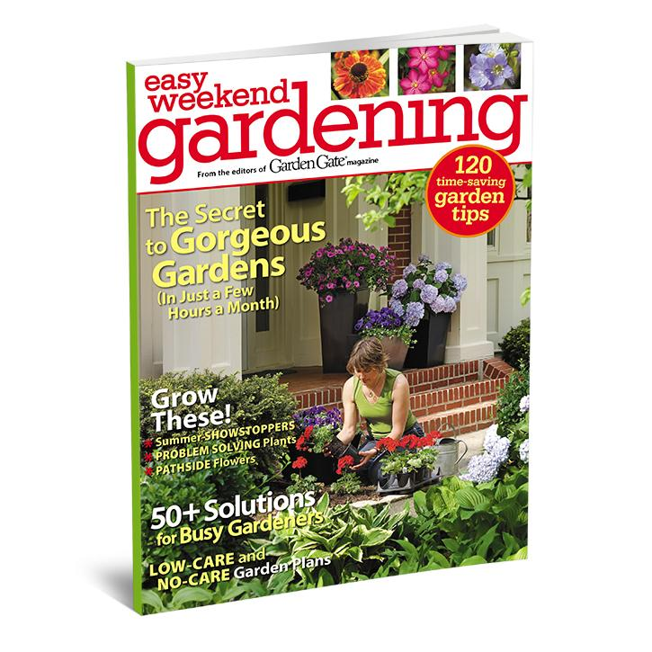 Easy Weekend Gardening, Volume 3