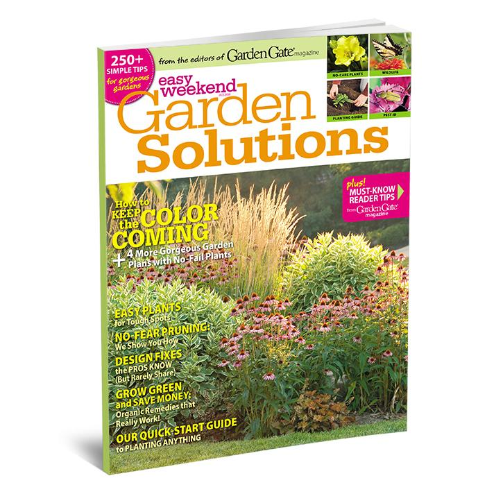 Easy Weekend Garden Solutions, Volume 1