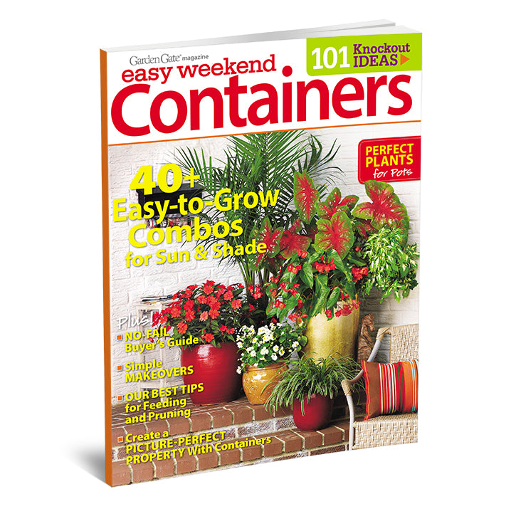 Easy Weekend Containers