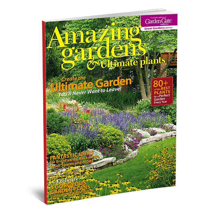 Great Gardens: Amazing Gardens & Ultimate Plants
