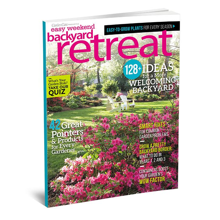 Easy Weekend Backyard Retreat, Volume 4