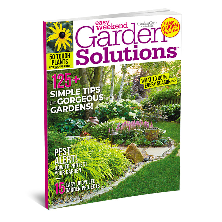 Easy Weekend Garden Solutions, Volume 3