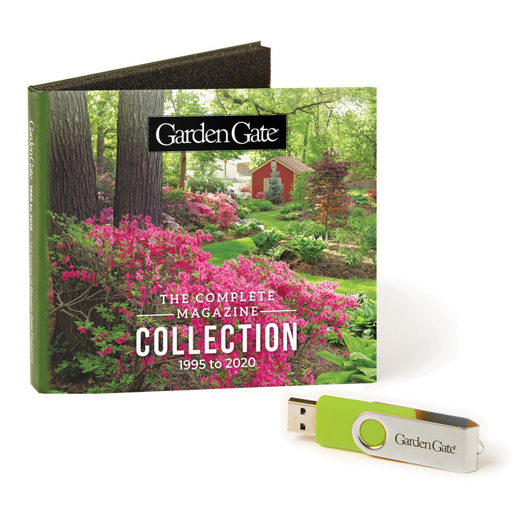 Garden Gate Back Issue Library USB Drive