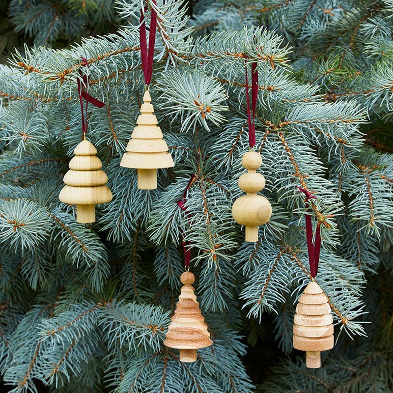 Hand-Crafted Holiday Ornament Collection