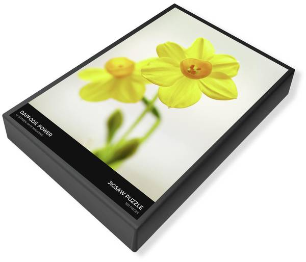 Daffodil Power Jigsaw Puzzle