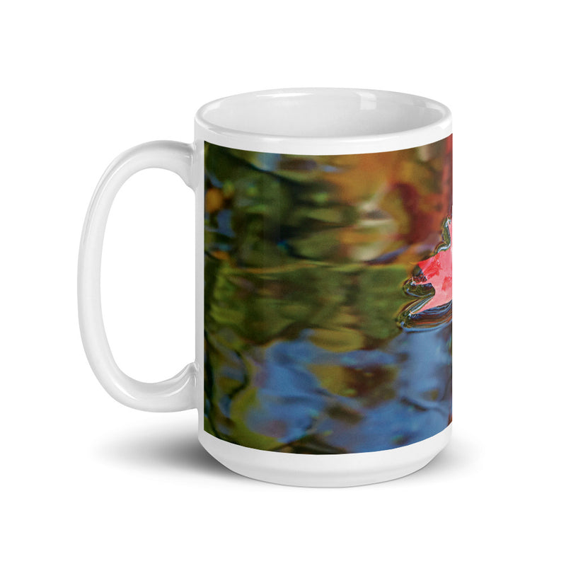 Autumn Leaf Mug
