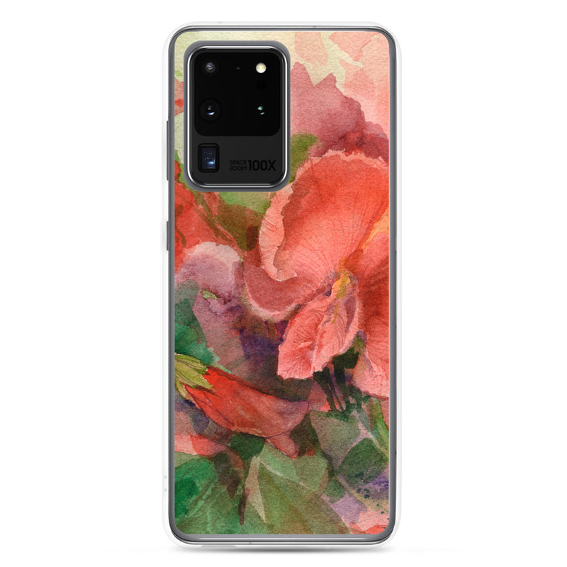 Sweet Pea Samsung Case