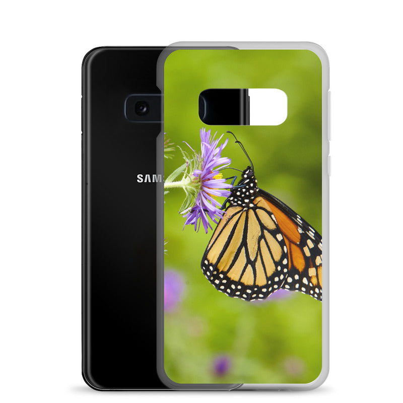 Monarch on Aster Samsung Case