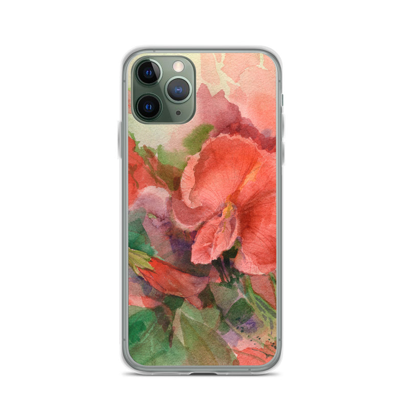 Sweet Pea iPhone Case