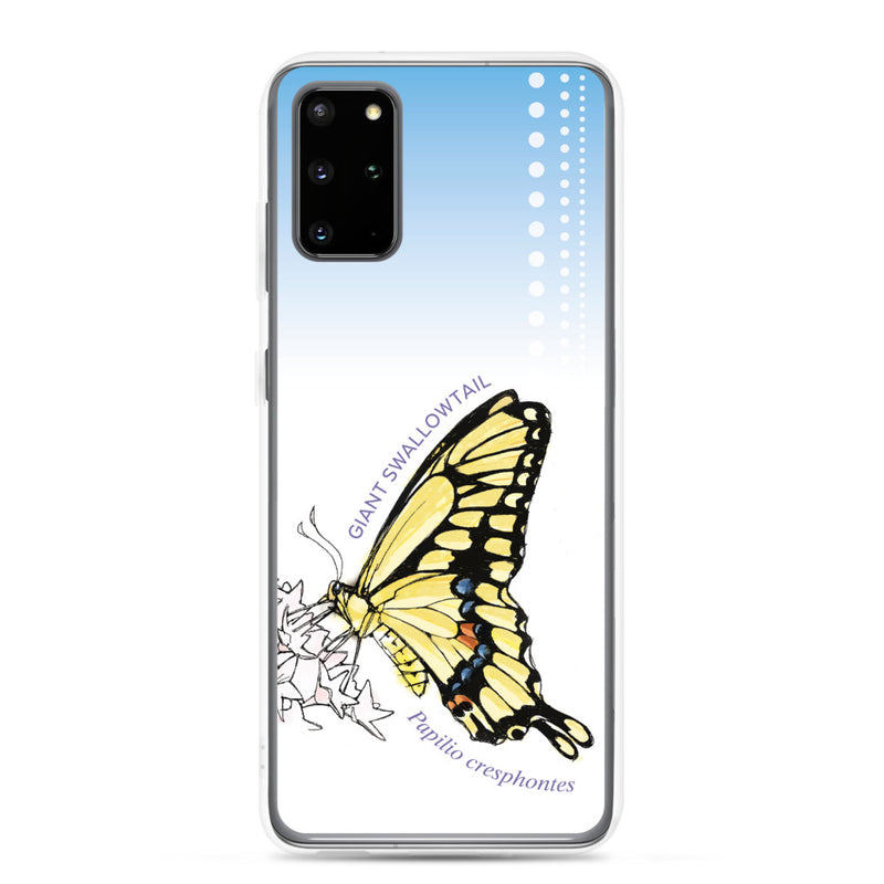 Giant Swallowtail Butterfly Samsung Case