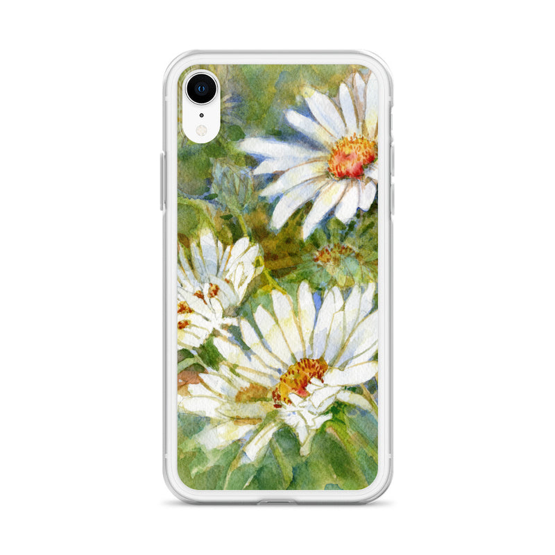Shasta Daisy iPhone Case