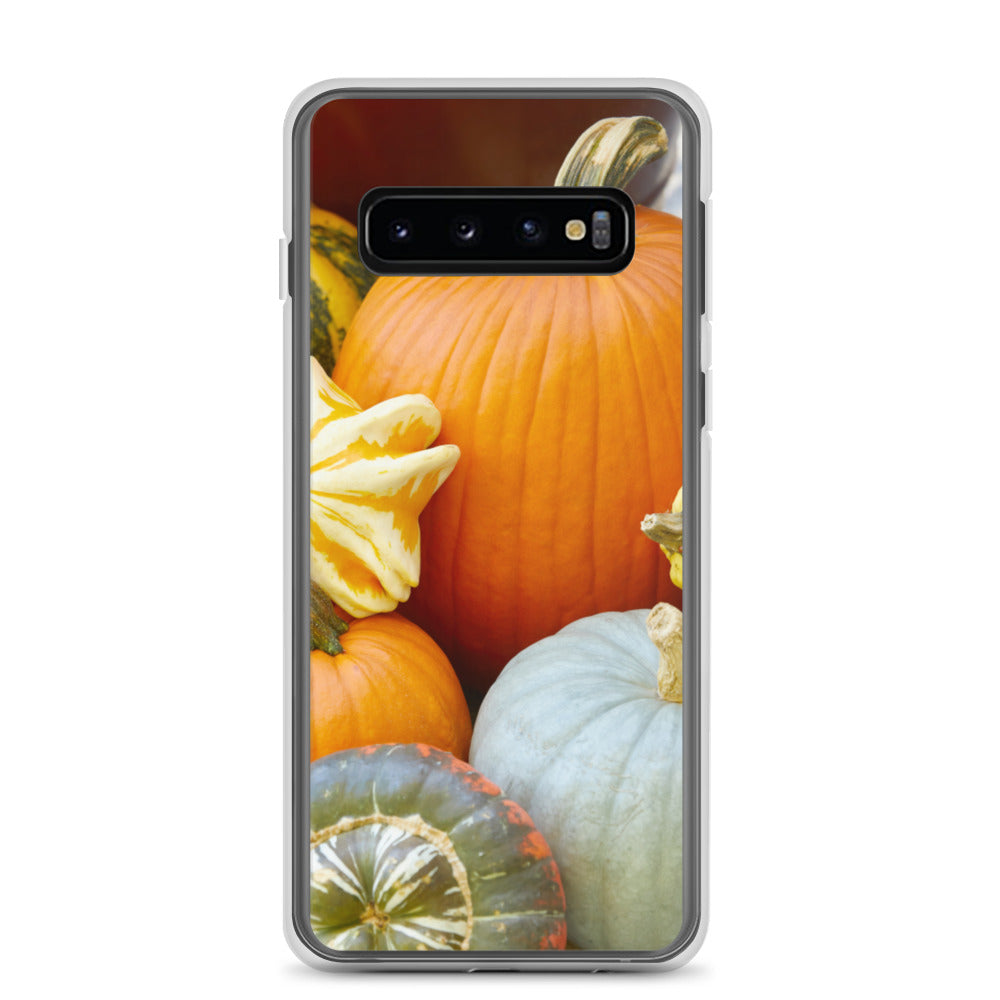 Pumpkin Patch Samsung Case