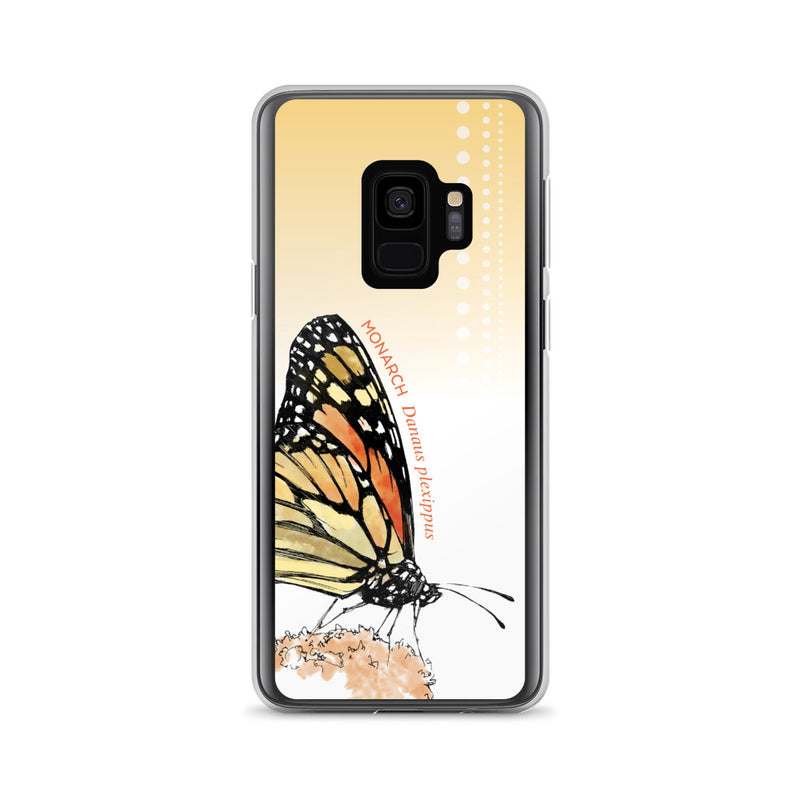 Monarch Butterfly Samsung Case