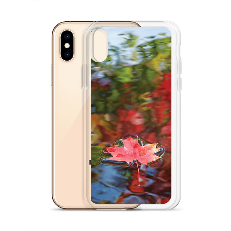 Autumn Leaf iPhone Case