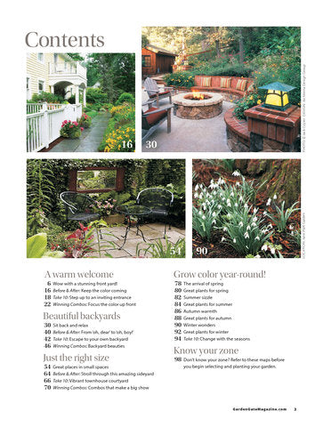 Great Gardens Made Easy, Volume 4