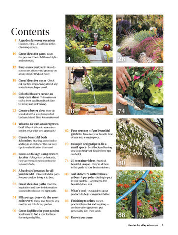 Great Gardens Made Easy, Volume 3
