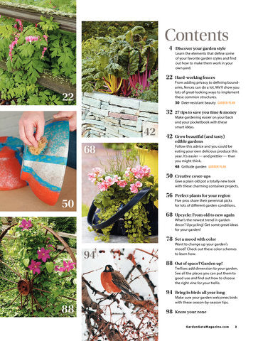 150+ Garden Ideas, Volume 1