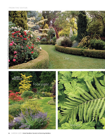The Secret to Stunning Gardens in Sun & Shade