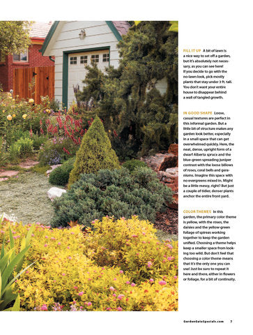Great Gardens: Solutions for Small Spaces, Volume 2