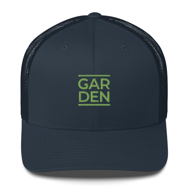 Garden Green Trucker Cap